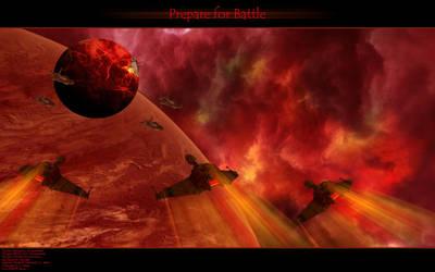 Prepare for Battle by Joran-Belar
