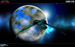 Klingon Patrol by Joran-Belar
