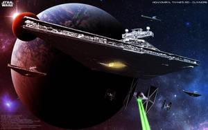 Imperial Stardestroyer Claymore by Joran-Belar