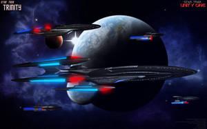 Star Trek Trinity - Brazul Mission by Joran-Belar