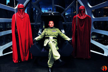 Now, I rule the Empire by Joran-Belar