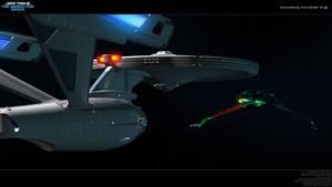 Encountering Commander Kruge by Joran-Belar
