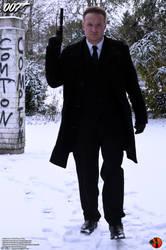 007 in the snow by Joran-Belar