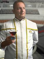 Fleetadmiral Belar Galauniform Cosplay by Joran-Belar