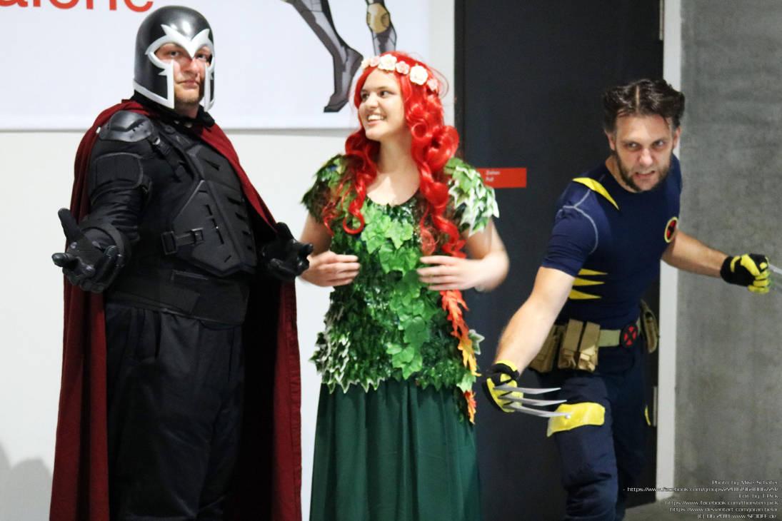 ComicCon 2018 - Stuttgart18 by Joran-Belar