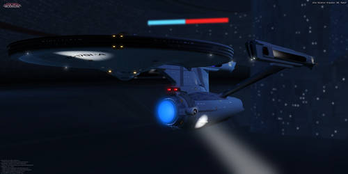 One Quarter Impulse, Mr. Sulu by Joran-Belar