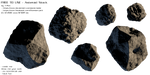 Asteroids Pack 01 - Stock by Joran-Belar