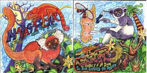 Madagascar goes Zetti by lemurkat