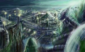 Underwater City by rainz121