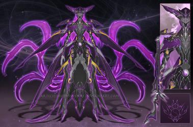 (CUSTOM) - Armored Soul #024 - Feral Creator by Timothy-Henri