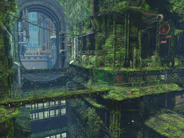 Overgrown by phive
