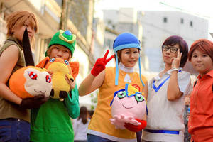 DIGIMON : colorful XD by cheroz