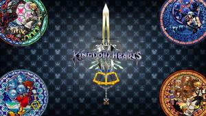Kingdom Hearts 3 desktop wallpaper by LordSpade