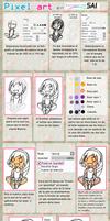 tutorial pixel art by melyuzu