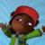 Bow Kid Smug Icon 1