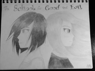 The School for Good and Evil by ShelbySNOW37