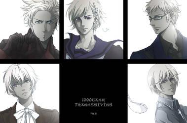 1000takk - you're so beautiful by akato3