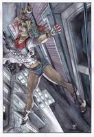 Harley Quinn by Ceduardocunha