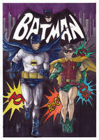 Batman and Robin 60 by Ceduardocunha