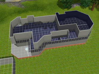 4th Sims 3 house in the making by jaja139