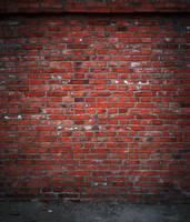 Free Brick Wall by WokDesign