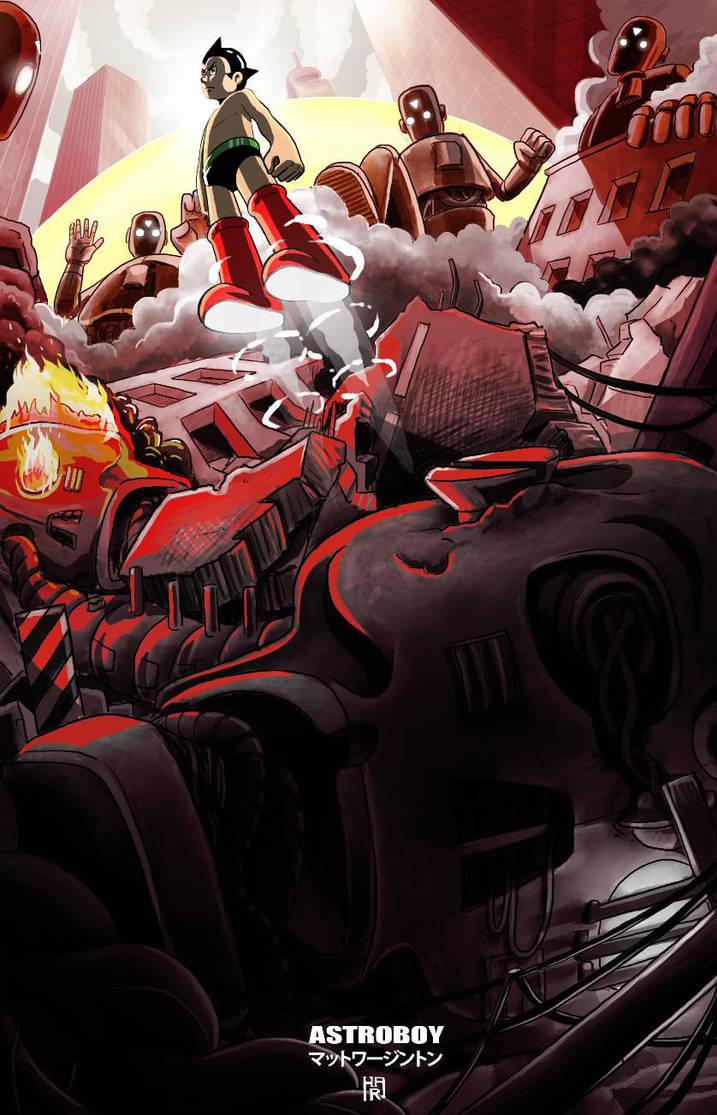 Astroboy - Harartigan by HARARTIGAN