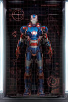 Iron Man Paperbag 3 by Ken-Sanada