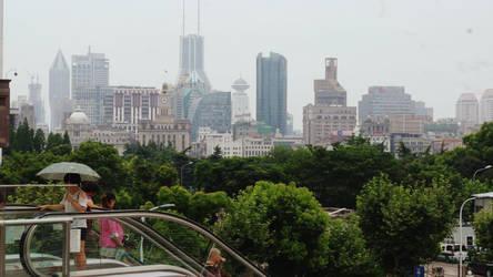 Shanghai by 0olong