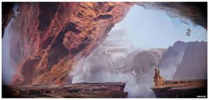 Star Wars - Forgotten Lands by Dylan-Kowalski
