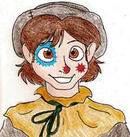Scarecrow Jeffrey by SeltzerAddict