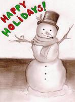 Happy Holidays by SeltzerAddict