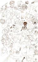 Sketch Dump by SeltzerAddict