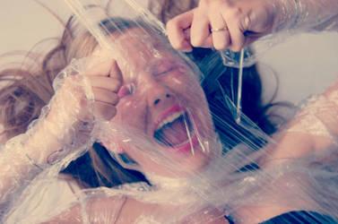 hey, plastic girl.. by Moosiatko