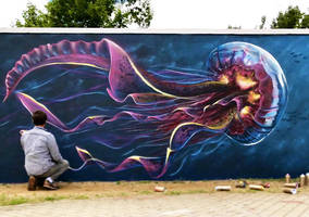 graffiti Kunstwerk Bill Knospi by billknospi