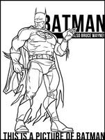 BATMAN by heysawbones
