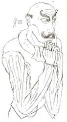 SdJ 20080122: Mwehehehee by archaemic