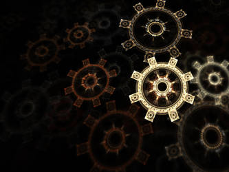 Gears by archaemic