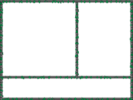 Inaria screen border by archaemic