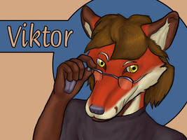 Viktor Badge - April 2011 by archaemic