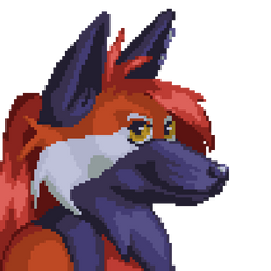 Vikxin (2015 pixel version) by archaemic