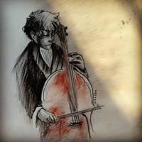 Cellokat by affectionateTea