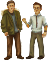 science boyfriends by affectionateTea