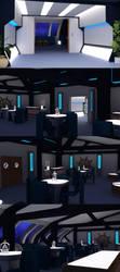 24th Century Forward Lounge - The Forecastle by ashleytinger