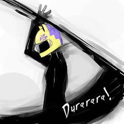 DURARARA by dwainio