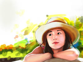 SummerGirl by neversummer