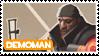 TF2 Demoman Stamp by MrEchoAngel