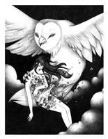 Owl by dreamingSarah