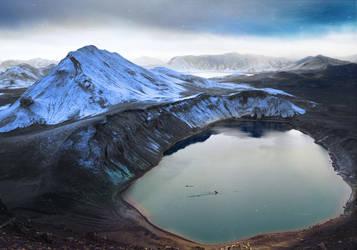 Lake by VinceArt01