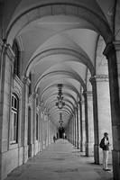 Under The Archway by Garelito-Photos