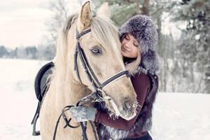 Nadia by SnezhanaMorozova